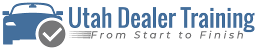 Utah Dealer Training logo